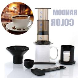 Filter Coffee Espresso Maker French Press Coffee Pot For Aer