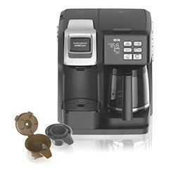 Hamilton Beach 12-Cup FlexBrew® 2-Way Coffee Maker