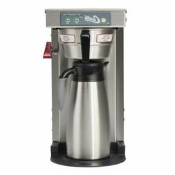 Wilbur Curtis G3 Low Profile Airpot Stainless Steel Brewer