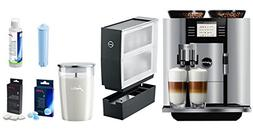 Jura GIGA 5 Coffee & Beverage Center With Additional Cup War