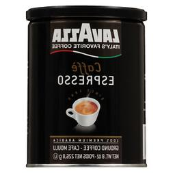 Lavazza Ground Coffee, Cafe Moulu, Regular, 8 oz