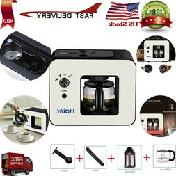 Haier Brew Automatic Coffee Makers 5pcs with Grinder Espress