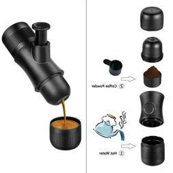 handheld portable espresso machine coffee maker mini