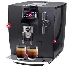Jura J80 Automatic Coffee Center With Five Adjustable Coffee
