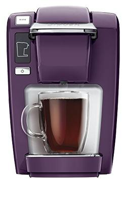Keurig K15 Single-Serve Compact K-Cup Pod Coffee Maker, Blac