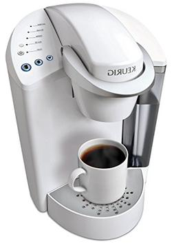 Keurig K45 Elite Coconut White Single Cup Home Brewing Syste