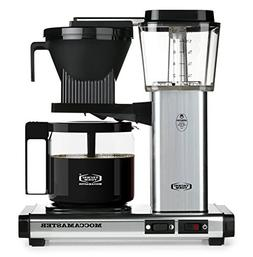 Technivorm Moccamaster 59616 KBG Coffee Brewer, 40 oz, Polis