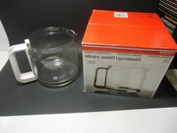 Krups 025o-70 Replacement 10 Cup Coffee Maker Glass Carafe f