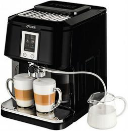 Krups Espresso/Cappuccino Machine Touch-Screen Display Fully