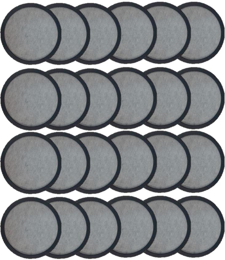 24 Charcoal Disks for Mr Coffee Machines