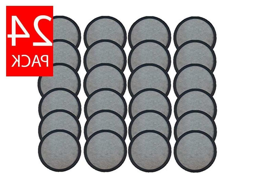 24 mr coffee replacement charcoal water filter