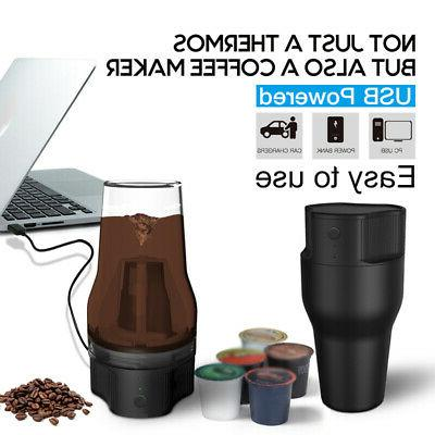 Coffee Maker Cup Machine Electric Automatic For Keurig Coffee