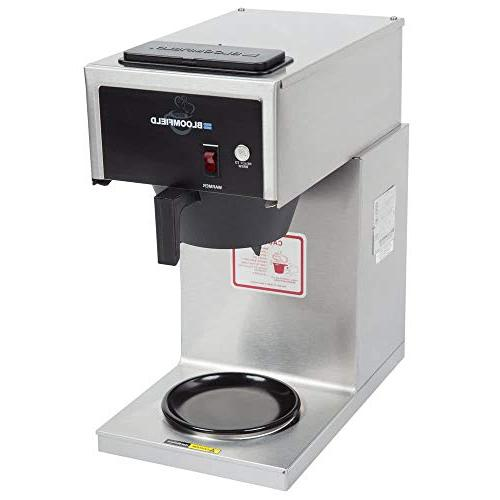 Bloomfield 8542-D1 Koffee King Coffee Brewer, Low Profile, P