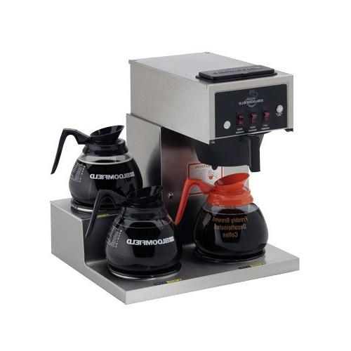 Bloomfield 8573D3 Koffee King Automatic Coffee Brewer, Low P