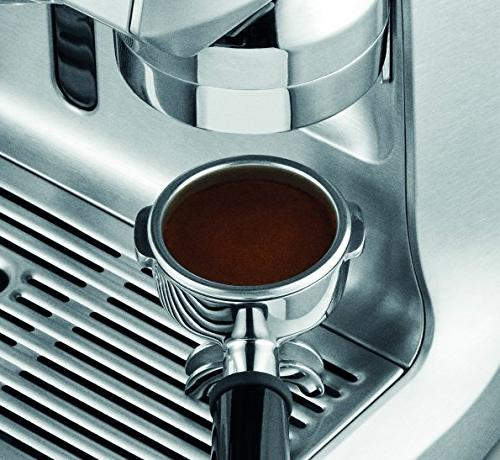 Breville Oracle Machine, Brushed