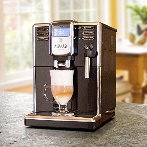 Gaggia Espresso Machine, Steam Wand for Lattes with