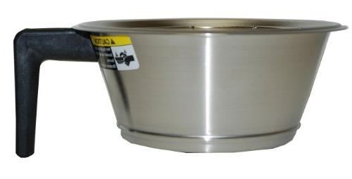 Grindmaster-Cecilware 71619 Stainless Steel Brew Baskets for