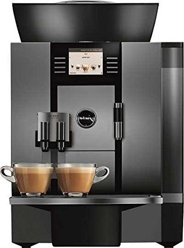 Jura W3 Professional Automatic Coffee Machine, Silver