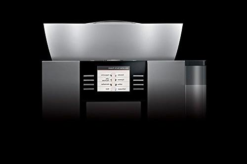 Jura Professional Automatic Coffee Silver