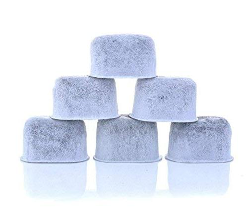 Compatible Replacement Charcoal Water Filters For Kuerig Coffee Machines 6-Pack