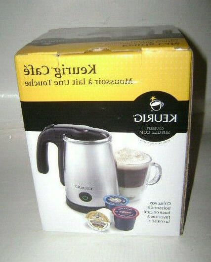 Keurig Café One-Touch Milk Frother