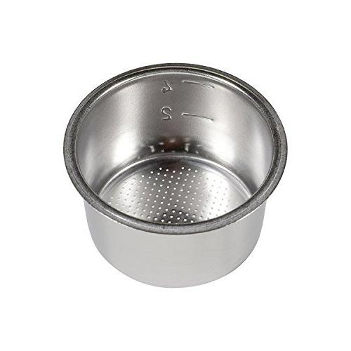 Univen Espresso Maker Filter Basket Cup Replaces Mr. Coffee