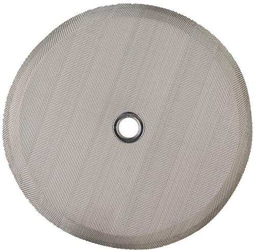 Universal Replacement Filter French Press - oz / 1000 / - Most Coffee Presses - Center Ring for & Tea Machines