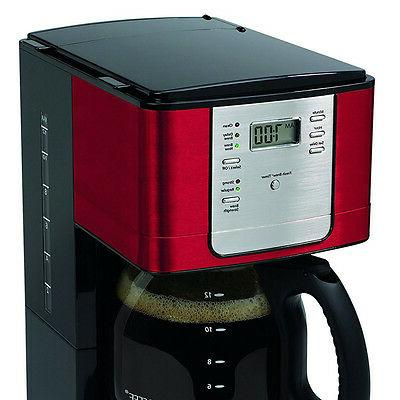 Mr. Advanced 12-Cup Auto-Pause Coffee Maker