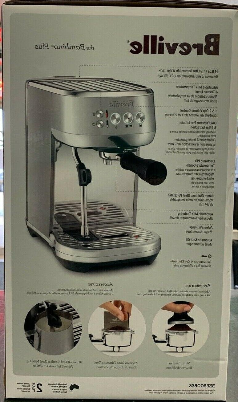 Breville - Stainless Steel