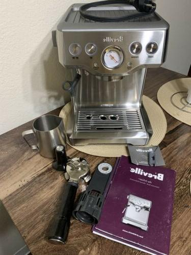 Breville BES840XL Infuser Machine,
