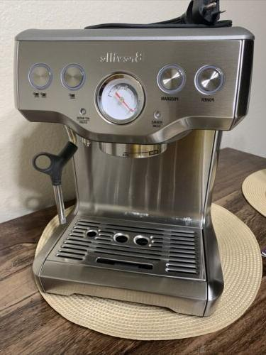Breville Machine, Steel