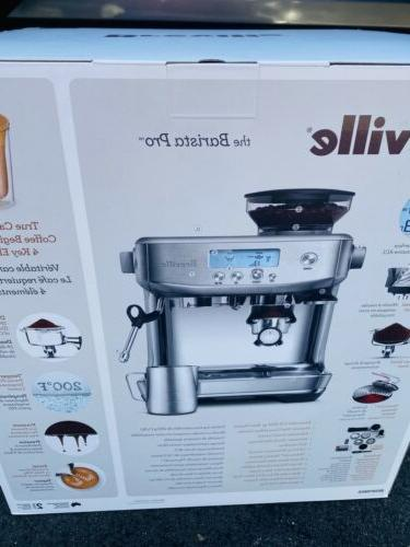 Breville Pro Espresso - Stainless Steel