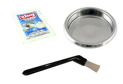 blind basket puly caff cleaning powder brush