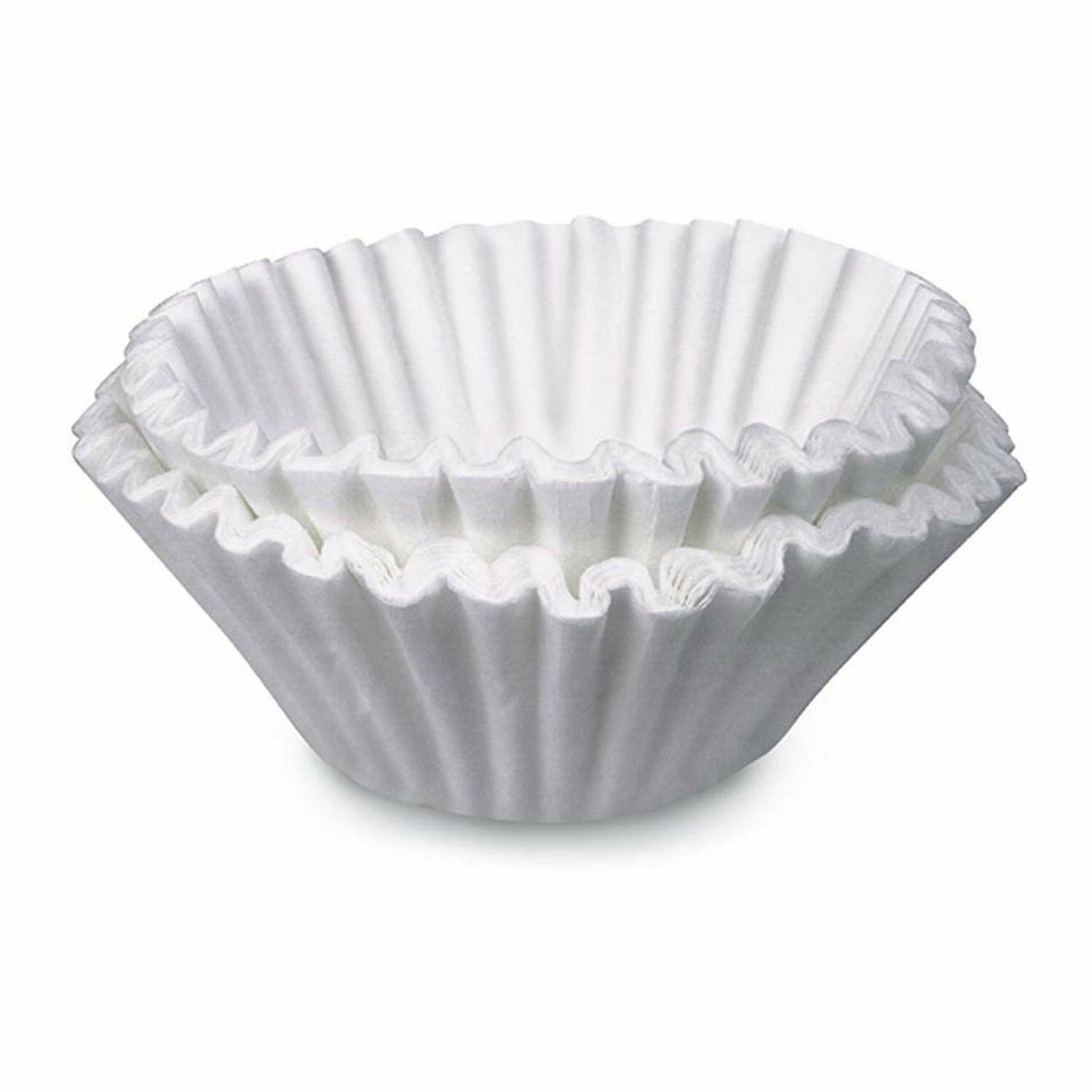 Brew-Rite Coffee Filters  - Commercial - 12 Cup - 1,000 coun