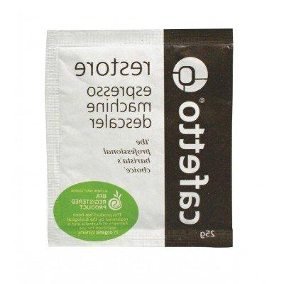 Cafetto Descaler, Coffee Cleaning Powder for Use In Organic