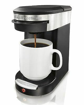 coffee maker one cup pod single serve
