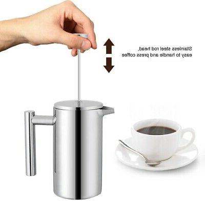 Coffee Press Stainless High
