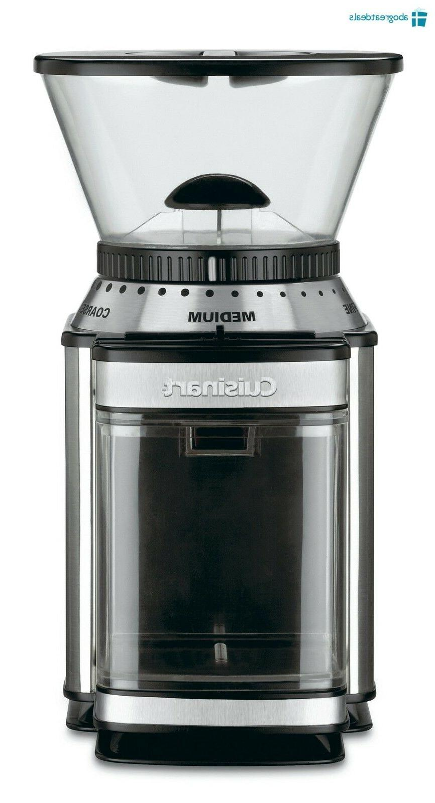 Commercial Burr Grinder Mill Automatic Espresso