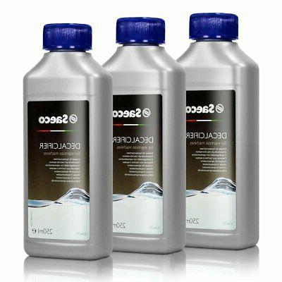 decalcifier for espresso coffee machines 250 ml