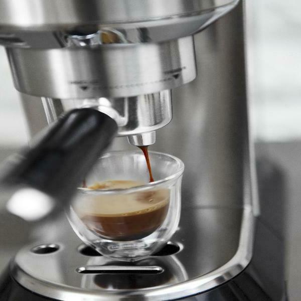 DeLonghi EC680 Bar Stainless Steel Espresso and
