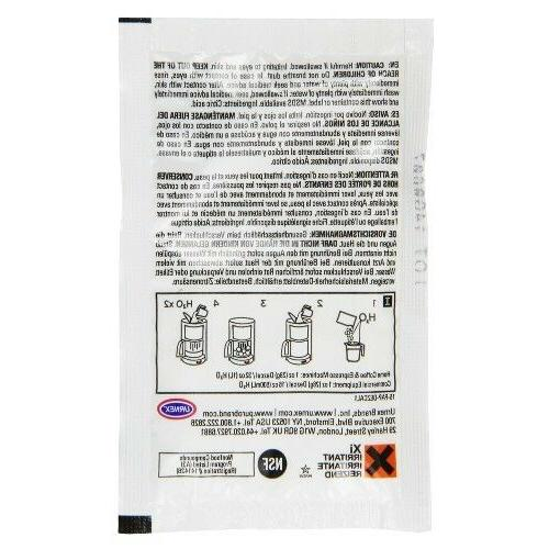 Urnex Activated Remover Powder Pack