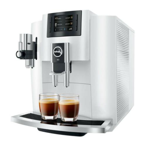 Jura E8 Smart Coffee Machine,