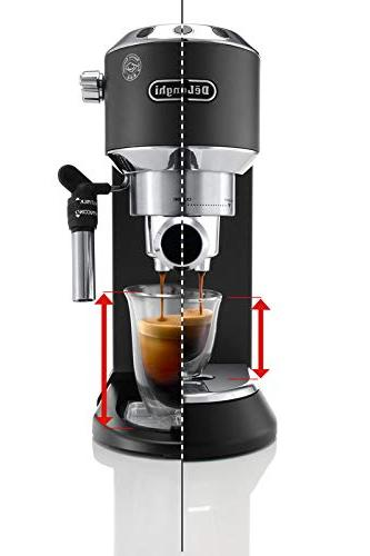 Delonghi DEDICA Pump Espresso Coffee Maker, 220