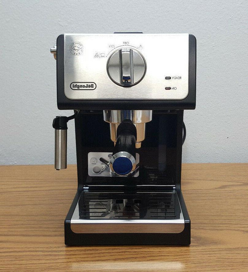 ecp3220 15 bar pump espresso latte