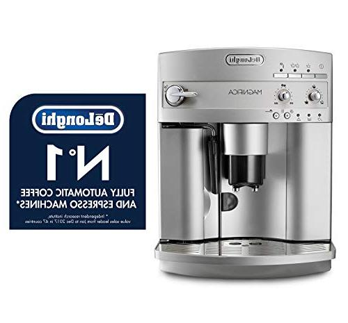 DeLonghi ESAM3300 Super-Automatic Espresso/Coffee
