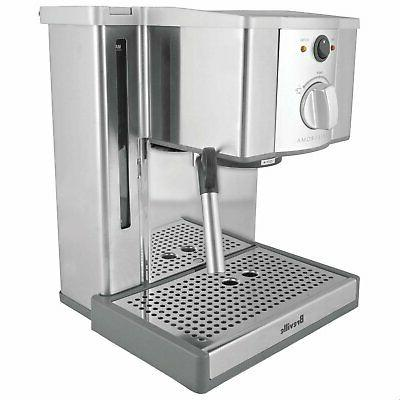 Breville ESP8XL Cafe Roma Stainless
