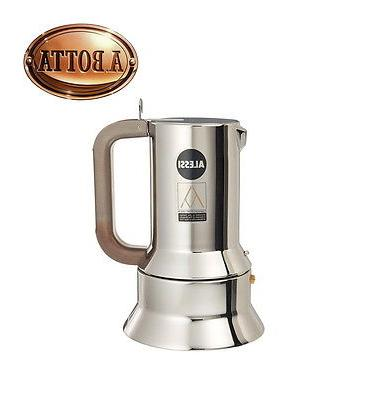 Espresso Coffee 9090/6 Stainless Steel 6 INDUCTION