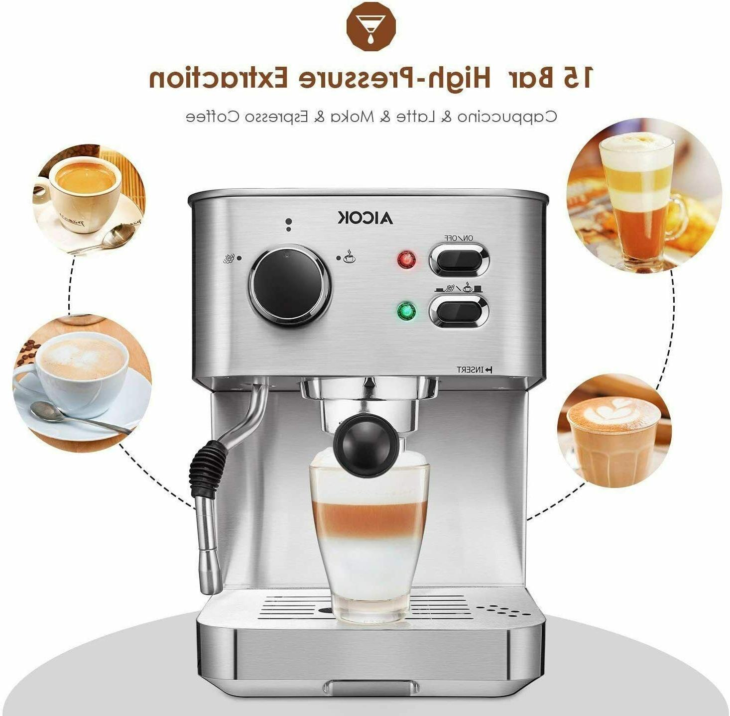 Best Coffee Steamer Frother Bar