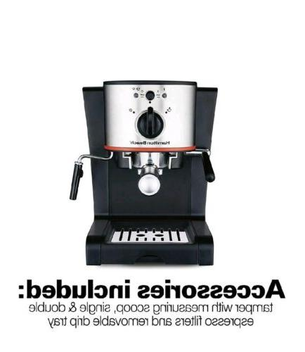Esspresso Machine Coffee Maker Steam Frother Cup