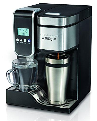 flexbrew programmable single stainless steel